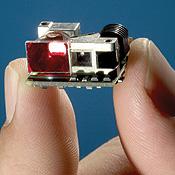 Intermec's EL10 scan engine can operate at 500 scans per second.