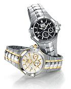 Kinetic Perpetual dress watch