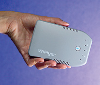 WiFlyer+V
