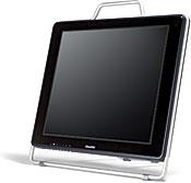 Shuttle Computer XP17 Lite portable LCD monitor