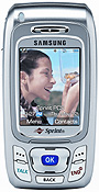 Samsung's SPH a800