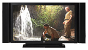 Hewlett-Packard's 50-inch high-definition plasma TV