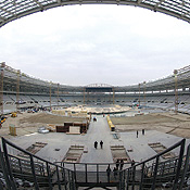 Turins Stadio Comunale, Where Opening And Closing Ceremonies Will Take Place