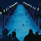 Freestyle Ski Run