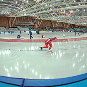 Speed Skating Oval