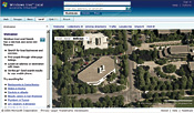 Self-reflection: Windows Live's mapping tool takes a bird's-eye view of Microsoft's headquarters