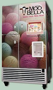MooBella vending machine