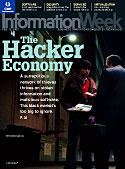 THE HACKER ECONOMY -- Cover photograph by Stan Watts
