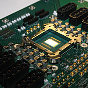 Teraflop Research Chip -- Eighty cores on the tip of your finger
