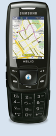 GPS-enabled phones