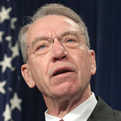 Reformer Grassley isn't opposed to raising the visa cap