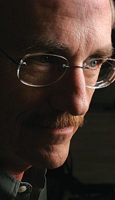 Bob Young, CEO of Lulu