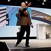 John Chambers' new reality: virtual services