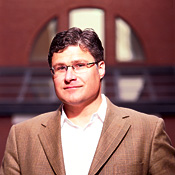 Zenoss' CEO Karpovich is taking on BMC, CA, HP, and IBM in systems monitoring -- Photo by David Deal