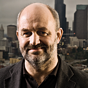 Werner Vogels, CTO, Amazon -- InformationWeek's Chief of the Year for 2008 -- Photo by Brian Smale