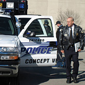 Chicago PD is experimenting with 'predictive policing,' says Lewin
