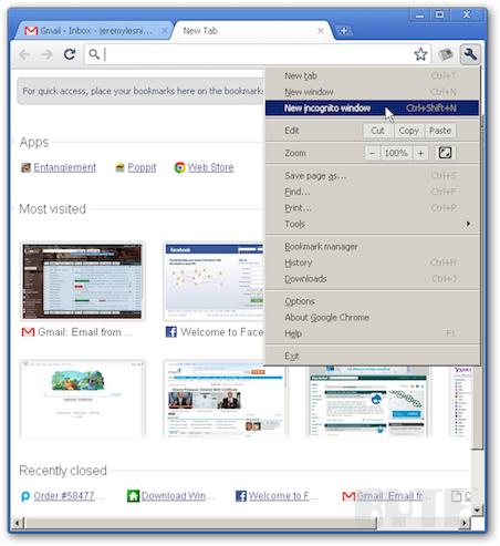Best Cris — Google Chrome Mac Incognito Window