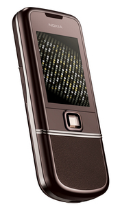 The highly-stylish and functional Nokia 8800 Sapphire Arte costs 1150 EUR and will start shipping early next year.