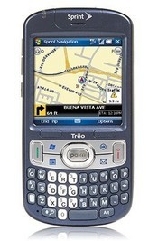 Palm's latest device packs integrated Wi-Fi, assisted GPS, document viewing and editing, and a QWERTY keyboard.