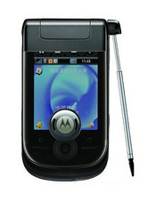 The touchscreen smartphone features A-GPS, Office document viewing, and Bluetooth capabilities.