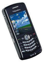 Sprint will begin selling the BlackBerry Pearl 8130 in November.