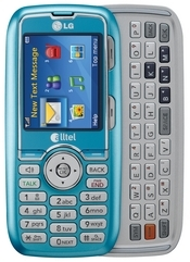 The LG Scoop from Alltel features a QWERTY keyboard and chat-style instant messaging, and it can convert incoming voicemails to text.