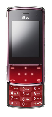 LG Electronics' new KF-510 smartphone features a 3-megapixel camera, an advanced MP3 player, and Auto Luminance Control.