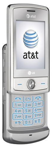 AT&T's Shine multimedia phone by LG Electronics has a slide-out keypad and comes with video and music capabilities.