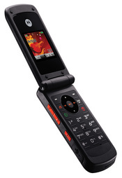 The Motorola W270 is a low-end phone with music capabilities, expandable memory, and clear audio in a clamshell form factor.