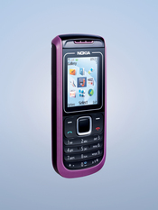 With its emphasis on affordability, the Nokia 1680 classic features a basic digital VGA camera with standard mobile phone functionality and easy access e-mail.