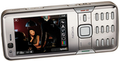 The Nokia N82 is the phone maker's latest multimedia device designed for photography, navigation, and internet connectivity.