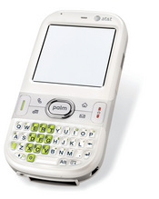 The Palm Centro from AT&T comes with a touch screen and a full QWERTY keyboard; it's also the first Palm OS-based smartphone to come with AT&T services such as XM Radio Mobile, Push to Talk, and MusicID.