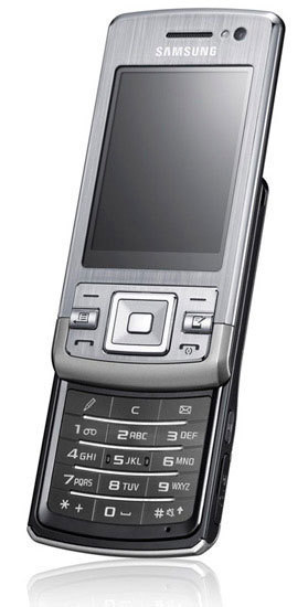The multimedia phone sports a 2.4-inch QVGA display, a 3-megapixel camera, microSD expansion slot, stereo Bluetooth, FM radio, and QuickOffice document reader.