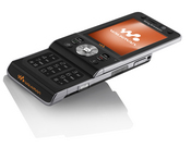 The Sony Ericsson W910 Walkman phone can be used for music, 3D games, video, and high-speed Internet access.