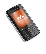 The Sony Ericsson W960 Walkman phone combines UMTS and Wi-Fi technologies for data access and has a touch screen for easy navigation.