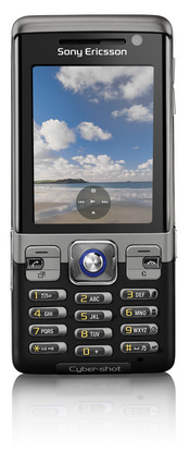 Sony Ericsson's C702 Cyber-shot camera phone is plash and dust resistant for those with an active lifestyle, and it comes with GPS for location-based imaging.