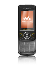 The Sony Ericsson W760 is a Walkman music phone with tri-band HSDPA capabilities for global roaming and high-speed data access.