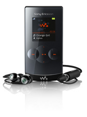 Sony Ericsson's W980 is a new Walkman phone with audio enhancing technology, intuitive music control, and 8 GB of storage.