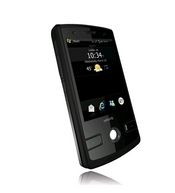 The handset has a touch screen, over-the-air updates, Wi-Fi, GPS, Bluetooth, and 3G connectivity.