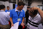 Google apps and Google Adworks had a presence at Interop.