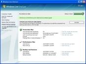 Microsoft Windows Live OneCare 1.6