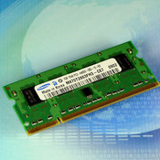 Samsung expects the finer DRAM to consume 30% less power than current 50-nm technology.