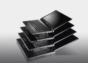 Dell's new line of Latitude business notebooks range from the ultra-portable 12.1-inch model to the 15.4-inch desktop replacement.