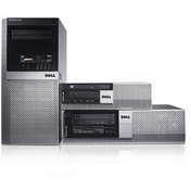 The Optiplex 960 is a high-performing business desktop that's available in three form factors.