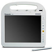 Toughbook H1 Medical Clinical Assistant