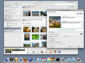 This first beta of a standalone Picasa application for the Mac matches the speed and most core features of Picasa on Windows.