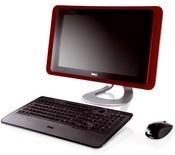The Studio One 19 is a combination 18.5-inch monitor and Windows Vista PC that sit on a metal stand. The widescreen display, which has a resolution of 1,366 by 768 pixels, has integrated stereo speakers and is available in five colors.