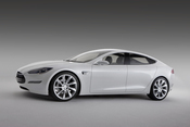 Tesla Model S Sedan