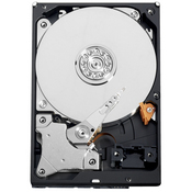 The latest hard drive has a 32 MB cache and a SATA interface with a maximum data transfer rate of 3 Gb per second.