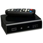 Western Digital's TV Media Player